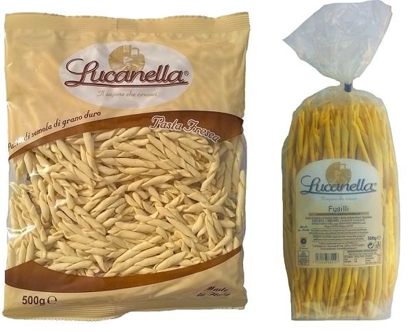 Confezioni Pasta Fresca e Pasta Secca 500g